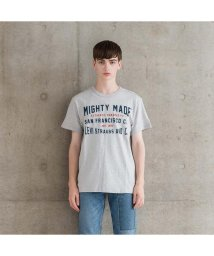 Levi's/MIGHTY MADE CHEST PRINT/501593157