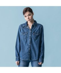 Levi's/デニムウエスタンシャツ LIVIN'LARGE/501593370