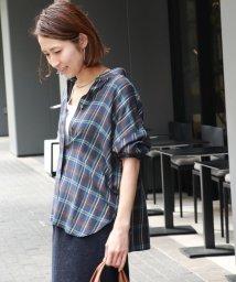 FRAMEWORK/TENCELtwillチェックシャツ◆/501593650