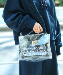JOINT WORKS/BOWWOW clearbag◆/501594413