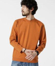 nano・universe/二重編みモックネックTシャツ 9/S/501594595