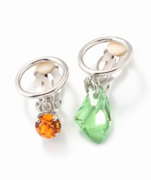 JOURNAL STANDARD/【JUSTINE CLENQUET/ジュスティーヌ・クランケ】Rei clip earrings/501594855