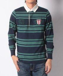 McGREGOR/McGモチーフ ビンテージラガーシャツ/501585524