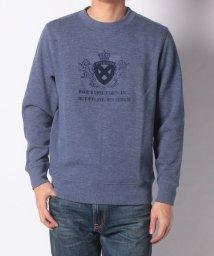 McGREGOR/McGエンブレムタイプ胸刺繍 IVYトレーナー/501585525