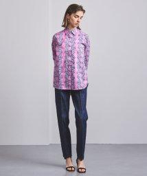 UNITED ARROWS/UGSC エスニック レギュラーカラーシャツ/501594962