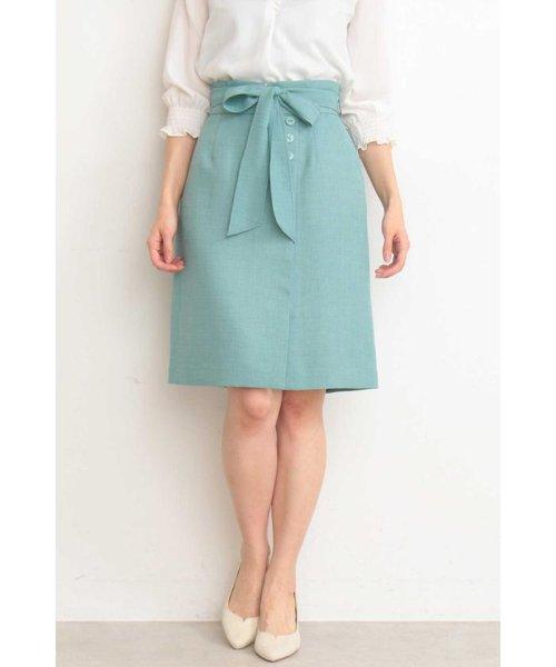 PROPORTION BODY DRESSING(プロポーション ボディドレッシング)/ルージュブッチャーリボンタイトスカート/1219120312