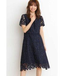 PROPORTION BODY DRESSING/【美人百花5月号掲載】リボンケミカルワンピース/501595257