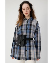 moussy/OVER CHECK SHIRT ジャケット/501595316