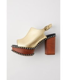 moussy/WOODEN SOLE SABOT/501595342