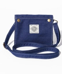 OCEAN&GROUND/2WAY移動ポケットBAG BLUE BLUE/501502851