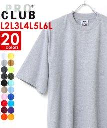 MARUKAWA/【PRO CLUB】プロクラブ 大きいサイズ 半袖 Tシャツ  無地 ヘビーウエイト 厚地 プロクラブ/501579660