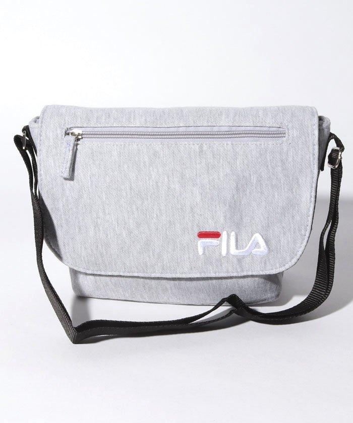 【FILA】スウェットメッセンジャーバッグ