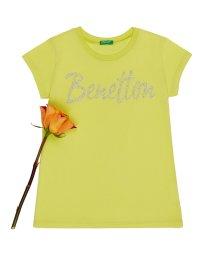 BENETTON (UNITED COLORS OF BENETTON GIRLS)/ベーシックロゴ半袖Tシャツ・カットソー/501582070