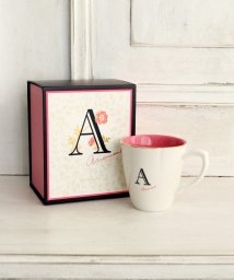 Afternoon Tea LIVING/イニシャルマグカップ/501582971