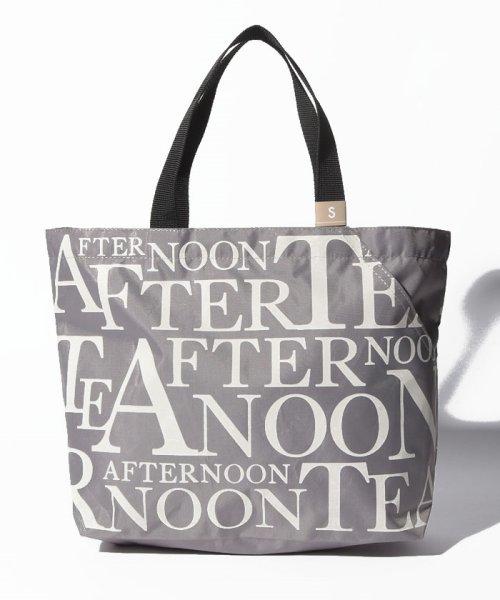 Afternoon Tea LIVING(アフタヌーンティー・リビング)/スリットポケット付きロゴバッグS/FU4119200111