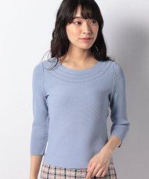 LAPINE BLANCHE/求心リブ編みニットセーター/501584919