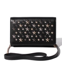 JIMMY CHOO/【JIMMYCHOO】LEATHER W/MULTI METAL STARS/501587274