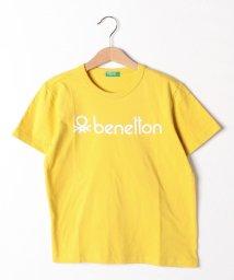 BENETTON (UNITED COLORS OF BENETTON BOYS)/ベーシックロゴ半袖Tシャツ・カットソー/501587355