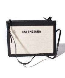 BALENCIAGA/【BALENCIAGA】NAVY POCHETTE/501587830
