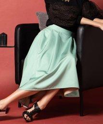 Viaggio Blu/【洗濯機可】【3サイズ展開】バイカラーリバーシブルスカート/501595097