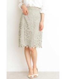 PROPORTION BODY DRESSING/◆リボンケミカルタイトスカート/501595250