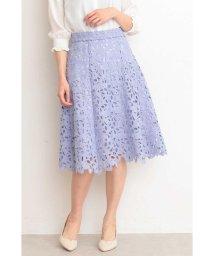 PROPORTION BODY DRESSING/リボンケミカルフレアースカート/501595251