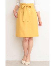 PROPORTION BODY DRESSING/ルージュブッチャーリボンタイトスカート/501595252