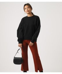 AZUL by moussy/SLEEVE TUCK SWEAT TOPS/501598166