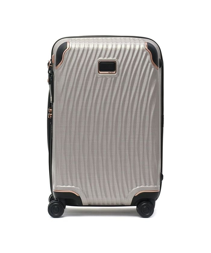 ギャレリア トゥミ スーツケース TUMI LATITUDE 機内持ち込み International Carry−On 35L 287660 ユニセックス ゴールド F 【GALLERIA】