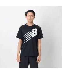 New Balance/ニューバランス/メンズ/アクセレレイトJETNBグラフィックショートスリーブTシャツ/501599007