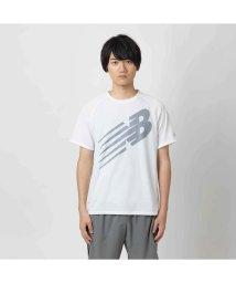 New Balance/ニューバランス/メンズ/アクセレレイトJETNBグラフィックショートスリーブTシャツ/501599008