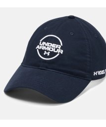 UNDER ARMOUR/アンダーアーマー/メンズ/19F UA JS WASHED COTTON CAP/501599356