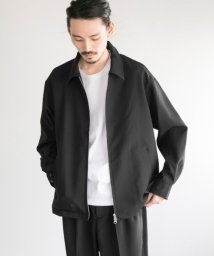 URBAN RESEARCH/WASHABLE TROPICAL BLOUSON/501600061