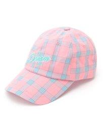 PINK-latte/★ニコラ掲載★ネオンサイン ロゴキャップ/501600133
