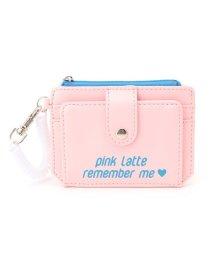 PINK-latte/コインパスケース/501600152