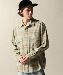 JOURNAL STANDARD relume Men's/CALIFORNIA チェックシャツ/501600319
