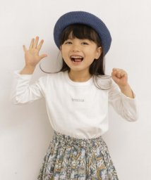 URBAN RESEARCH DOORS(Kids)/VegetableロゴプリントTシャツ(KIDS)/501600380