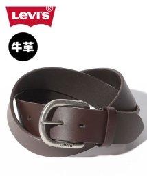 MARUKAWA/【Levi's】帆型バックルレザーベルト/501579663