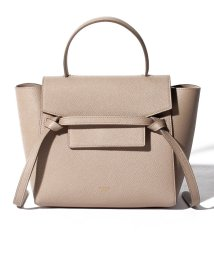 CELINE/【CELINE】2WAYハンドバッグ/NANO BELT BAG【LIGHT TAUPE】/501586441