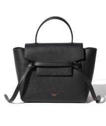 CELINE/【CELINE】2WAYハンドバッグ/NANO BELT BAG【BLACK】/501586443