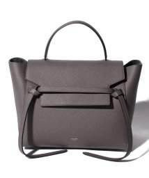 CELINE/【CELINE】2WAYハンドバッグ/MINI BELT BAG【GREY】/501586444
