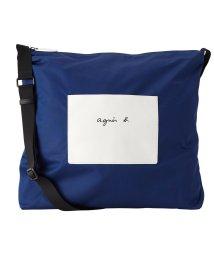 agnes b. VOYAGE/MH12-02 ショルダーバッグ/501595666