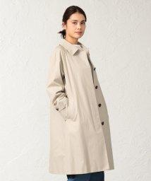 SANYO COAT/<Spring Coat>ベンタイルOXステンカラーコート/501600755