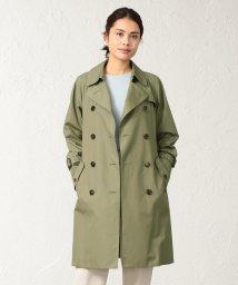 SANYO COAT/<Spring Coat>ベンタイルOXダブルトレンチコート/501600756