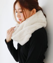 SILKY/ファースヌード/マフラー/501601174