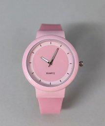 ninon/【豊富なカラー】 シリコンベルトウォッチ / ユニセックス腕時計 レディース/501602742