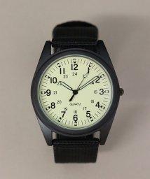 ninon/【蓄光】 ミリタリーウォッチ / ユニセックス腕時計 レディース/501602747