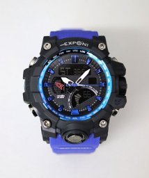 ninon/【EXPONI】 多機能デジタルウォッチ / ユニセックスクロノグラフ腕時計/501602753