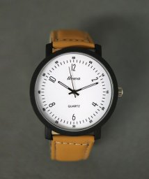 ninon/【tlewa/ileway】 大ぶりアナログウォッチ / ユニセックス腕時計/501602755