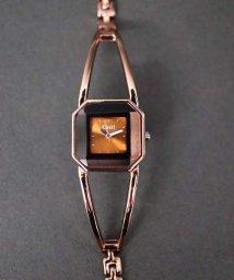 ninon/【casti】 ジュエリーデザイン アナログウォッチ / レディース腕時計/501602763